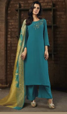 d8171b5365 Ganga Reyna Crepe Designer Suits (6 pc catalog). WholesaleMarketMumbai.Com  · Ganga Brand Dress material Catalogs wholesale Dealer Online Mumbai and  Surat