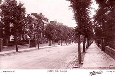 Postcards of the Past - Old Postcards of the London Borough of Ealing Vintage London, Old London, West London, Acton London, London History, Exeter, Vintage Postcards, The Past, Landscape