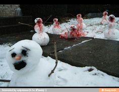 The Great Showman Massacre of 2012
