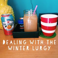 dealing with the winter lurgy