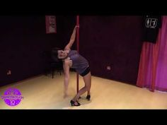 Versace on the Floor - Student Pole Routine