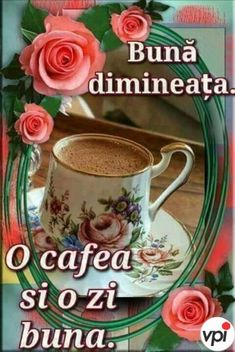 Have a nice day! Alcohol Quotes, Good Morning Images, Coffee Time, Good Day, Tea Cups, Tableware, Clara Alonso, Origami, Facebook