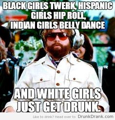 White girls get drunk! - http://www.drunkdrank.com/drink/white-girls-get-drunk/