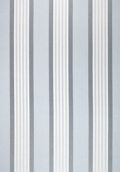 EMERSON STRIPE, Smoke, W80111, Collection Woven 9: Plaids & Stripes from Thibaut