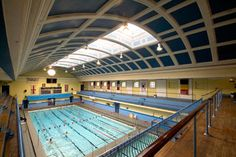 City Pool Newcastle Upon Tyne - Swim Fish Wallpaper, Great Lengths, Image House, Betta Fish, Newcastle, Bad, Swimming Pools, Old Things, City