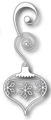 Memory Box - Die - Lucca Ornament,$9.99
