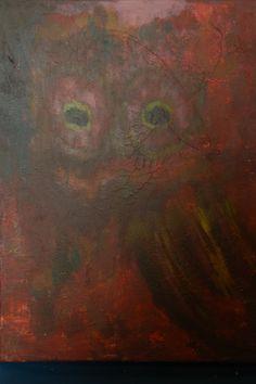 Painting; acryl, 2013, nr.1 by Diane Linkerhof