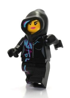LEGO The Movie Minifigure: Wyldstyle with Hoodie Up LEGO http://www.amazon.com/dp/B00HNXJYFO/ref=cm_sw_r_pi_dp_eCwVtb1YXPT0C7MW