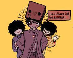 Little Misfortune, Little Nightmares Fanart, Epic Art, Geek Humor, Cute Comics, Funny Games, Game Character, Cute Art, Art Reference