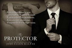 But who will protect her from Jake Sharp? THE PROTECTOR by Jodi Ellen Malpas
