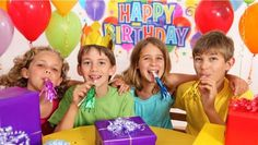 Kids Birthday Parties Need Fun Party Games - Party Game Ideas ...