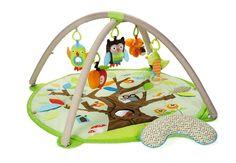 Skip Hop, Treetop Friends, Babygym fra Lekmer. Om denne nettbutikken: http://nettbutikknytt.no/lekmer/