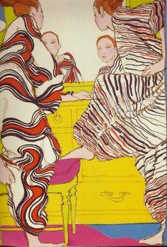 60's - by Antonio Lopez