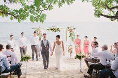 Bula Bride Fiji Wedding Blog // Warwick Fiji Wedding, Captured by Jonathan David Photography.