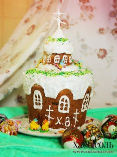 New cupcakes decoration diy gingerbread houses Ideas Wedding Cake Red, Wedding Cakes With Cupcakes, Fun Cupcakes, Cupcake Cakes, Healthy Cupcakes, Baking Cupcakes, Ginger Bread House Diy, Cream Cheese Cupcakes, Bakken