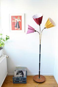 Behöver en sån här lampa i mitt liv.
