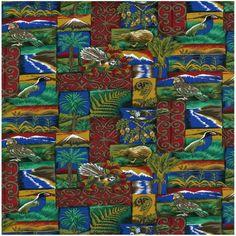 Aotearoa Colour Kiwiana, Fabric Yarn, Fun Crafts, Quilts, Painting, Colour, Art, Fun Diy Crafts, Color