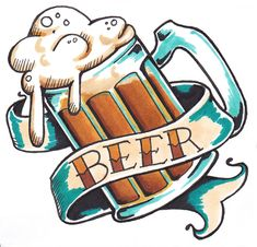 Beer! by dragonmelde.deviantart.com on @deviantART