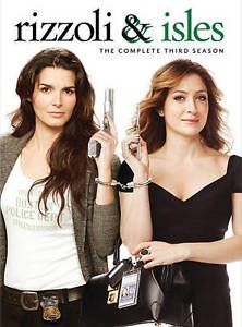 Rizzoli-amp-IslesThe-complete-Third-Season-3-FACTORY-SEALED-NEW-FREE-SHIP-TRACK-US