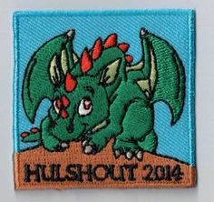 This patch is so fairylike! Every youth movement should have a patch like this as a camp memory. You can simply sew or iron it on your uniform. Upload your own design on ibadge.com!