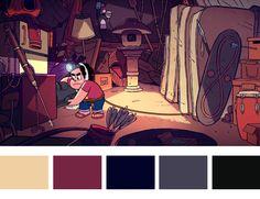 Cartoon Colors