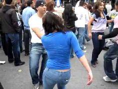 Cátedra de como bailar salsa a lo Peruano 02 - YouTube