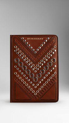 Eyelet Detail iPad Mini Case | Burberry