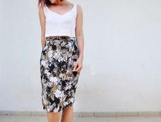 Pattern Testing: Orsola skirt