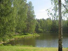 Aulanko Forest Park.