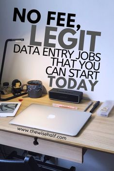 Data Entry Companies You Can Try Free and legit data entry list that you can find today. Start working from home. Here's a list of data entry jobs from home that are open for beginners and inexperienced. Great way to earn extra cash. Work From Home Careers, Work From Home Companies, Legit Work From Home, Online Jobs From Home, Work From Home Opportunities, Online Work, Earn Money From Home, Way To Make Money, Make Money Online