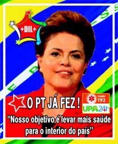 INN - SAMU + UPAs, dois importantes avanços na saúde, implementados por Lula e Dilma, isso é o que os coxinhas tinham que entender e dar a sua contrapartida !