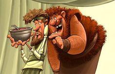 Jacob and esau  by dennis jones [Symbolism!!] http://www.shepherds-rod-message.org/1sr/1srsec3doc.html