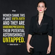 The 10 Most Empowering Things Emma Watson Said in 2015  - ELLE.com