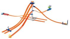 HOT WHEELS - Track Builder 5-Lane Tower Starter Set available from Walmart Canada. Get Toys online for less at Walmart.ca