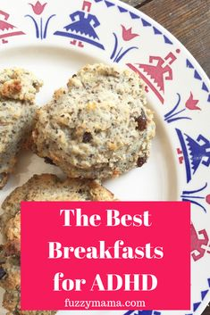 The Best Breakfasts for ADHD gives you our top three high-protein, whole food recipes that you can alter to make them perfect for your ADHD kid. We all know that making a high protein breakfast part of an ADHD diet is a great alternative remedy. High Protein Breakfast, Make Ahead Breakfast, Healthy Breakfast Recipes, Healthy Recipes, Breakfast Ideas, Healthy Kids, Healthy Living, Breakfast Smoothies, Kid Breakfast