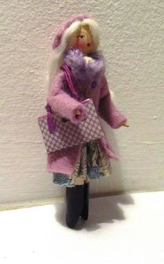 d4 (1) | Peg doll with gucci purse | karen hargreave | Flickr