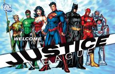 dc comics | DC Comics' Road to SDCC: Join the JUSTICE LEAGUE at DC's Green ...