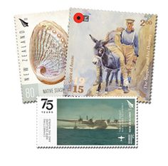 In addition to offering postage stamps, New Zealand Post offers a range of commemorative stamp products celebrating New Zealand's taonga, culture, heritage, arts, stories and people. A splendid gift for the Philatelist mother - and if she's not already a collector, a good time to start her on a new hobby as soon letters will be a thing of the past!