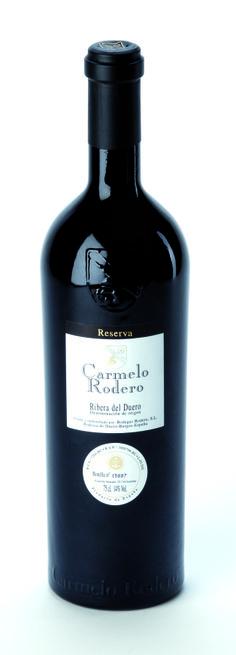 Carmelo Rodero Reserva 2010.