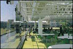 Willis Faber & Dumas Headquarters, Ipswich (1975) | Foster + Partners