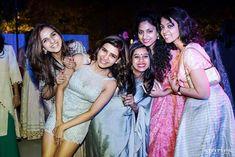 Image may contain: 6 people Samantha Images, Samantha Ruth, Morning Yoga, Indian Celebrities, Happy Moments, Wedding Photoshoot, Elegant Woman, Indian Sarees, Actress Photos