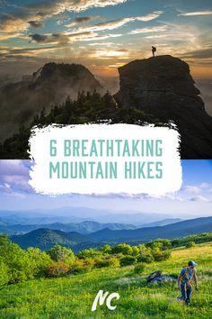 6 Scenic Hikes in North Carolina
