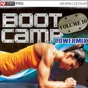 """If you """"Came Here For Love,"""" you are in the wrong place because Boot Camp PowerMix is back and is bringing the intensity to your classroom! At a steady 135 BPM, your classes will be motivated to keep up with this super-hot collection of hits. Featuring so World 1, Ocean Drive, Workout Music, Group Fitness, Music Mix, Creating A Brand, Keep Up, Your Music, Songs"""