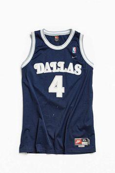 bbc208ea3 Slide View  1  Vintage Nike Michael Finley Dallas Mavericks Basketball  Jersey Michael Finley