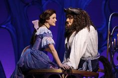 beauty and the beast on stage - Google Search