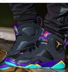 Some tight Jordan 7's