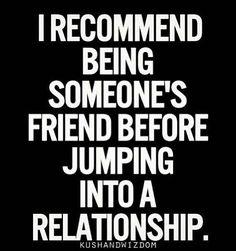 best relationships start as friendships - Google zoeken