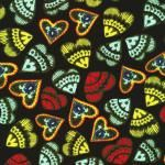 Fabri-Quilt's Folk Heart by Sara Trail fabric collection