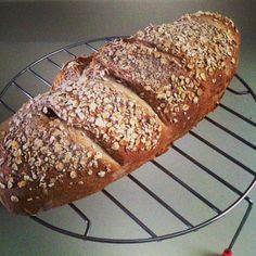 A Pequena Padaria 11: Pão de centeio, passas e aveia