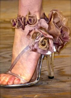Alexander McQueen Couture  |  my sexy shoes 1